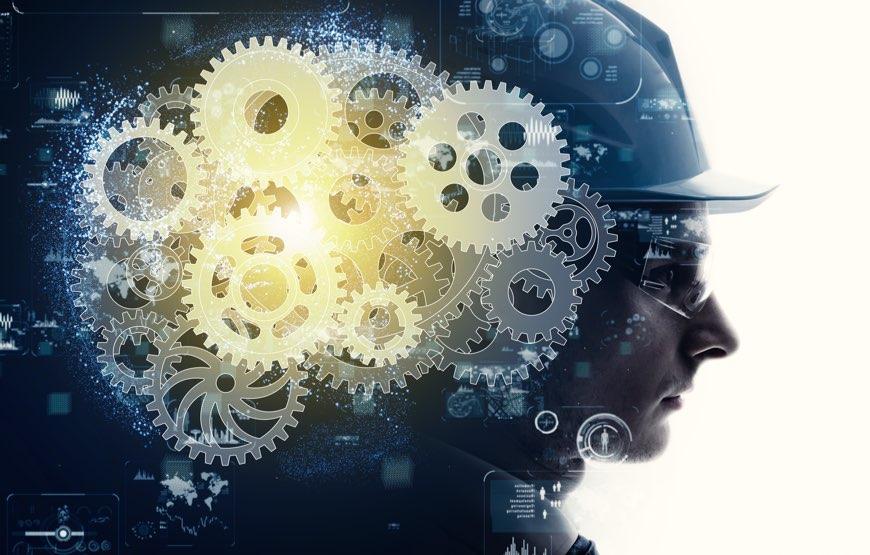 AI (Artificial Intelligence) concept