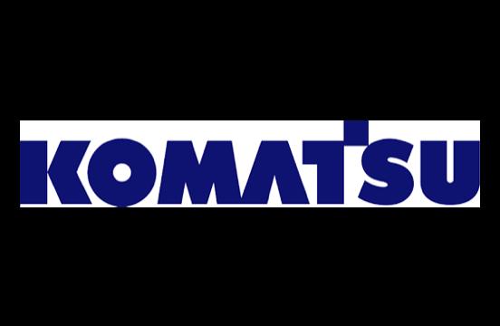 Komatsu logo square